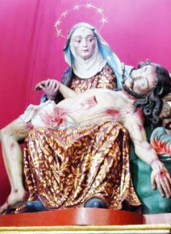 Nossa Senhora da Piedade, por Pe. Luiz Antônio Pereira