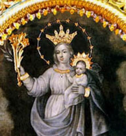 Nossa Senhora da Nuvem, por Pe. Luiz Antônio Pereira