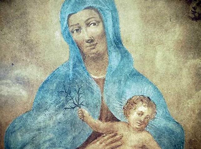 """""""Nossa Senhora dos Espinhos"""" por Pe. Luiz A. Pereira"""