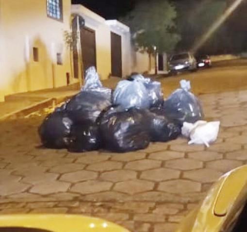 Quem recolhe nosso lixo ? por Maria Ângela (Laka)