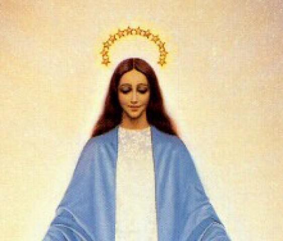 """""""Nossa Senhora de Garabandal"""" por Padre Luiz Antônio Pereira"""