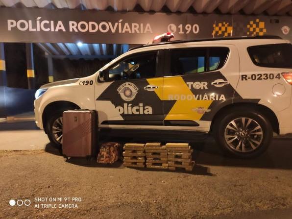 Setor policial civil, militar e rodoviário apreende drogas em Piraju, Avaré e Santa Cruz