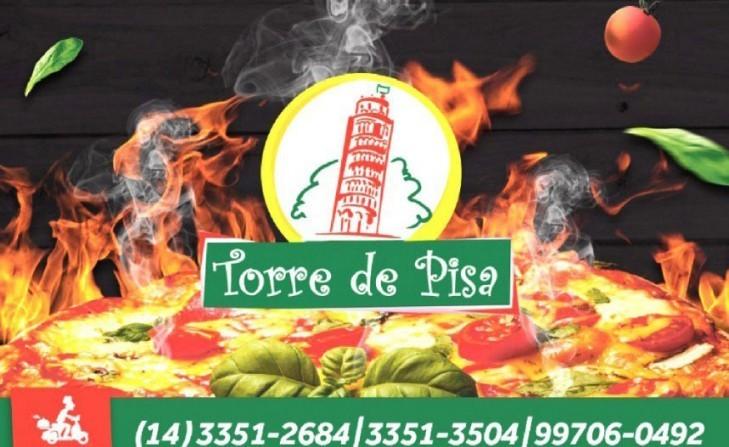 Torre de Pisa, sempre um prazer receber você e sua família. Confira também nosso Delivery.