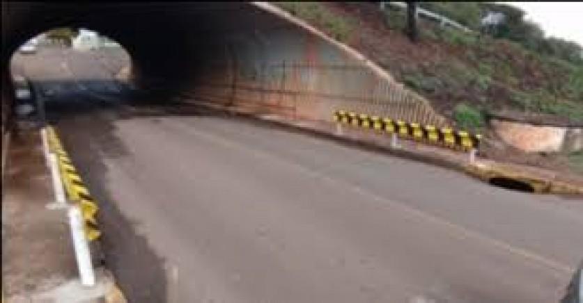Prefeitura de Piraju informa sobre interdição do túnel da Codespaulo nesta quarta-feira