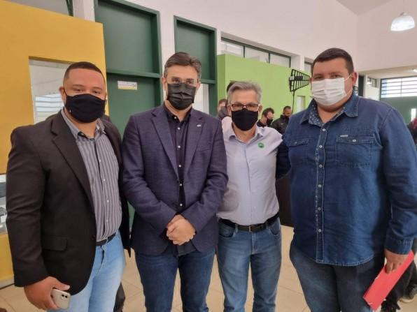 Vereadores de Sarutaiá fizeram pedidos ao vice- governador Rodrigo Garcia