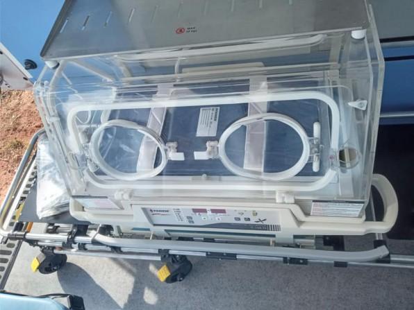 Piraju em breve recebe ambulância com UTI Neo Natal