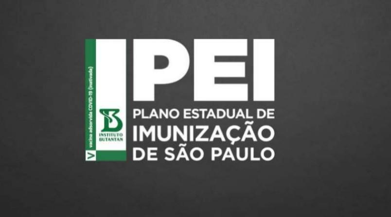 Plano Estadual de Imunização começa dia 25 de janeiro em SP
