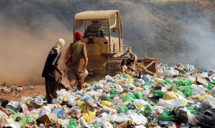 Cresce em 16% a destinação inadequada do lixo, no Brasil, em 10 anos