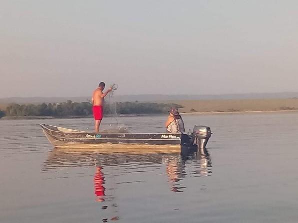 Restrições de Pesca para Período de  PIRACEMA vai até 28 de fevereiro