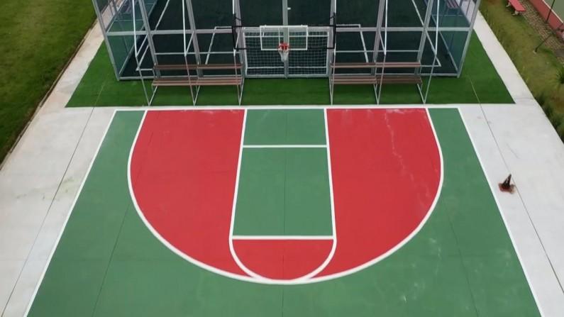 Prefeitura vai construir uma quadra de grama sintética e outra de Street Basketball no Nosso Teto II