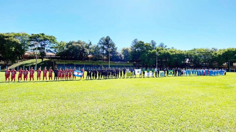 Timburi é uma das sedes da Copa UMMES de futebol regional na categoria sub 15