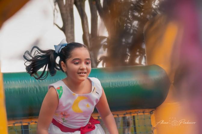 Os 7 anos de Ariela