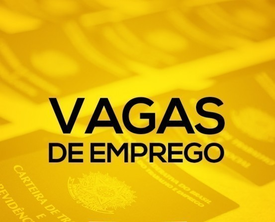 VAGAS ATÉ 2 de julho/ PAT DE SANTA CRUZ