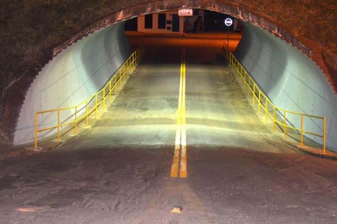 Prefeitura reforma túnel da Codespaulo e constrói rampa para acesso de pedestres na S. Sebastião