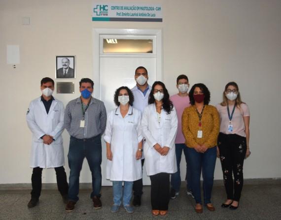 Do diagnóstico ao tratamento - HC de Botucatu conta com centro especializado em mastologia