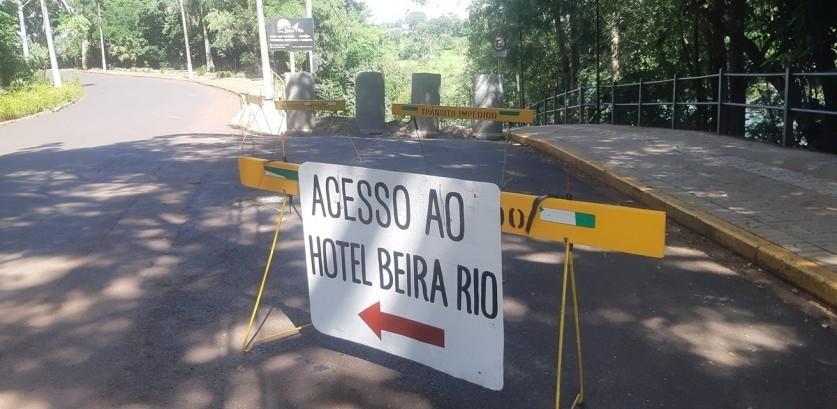 Prefeitura toma medidas preventivas para impedir aglomerações no acesso ao Beira Rio