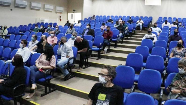 Criação do Vale do Panema atrai atenção de lideranças regionais