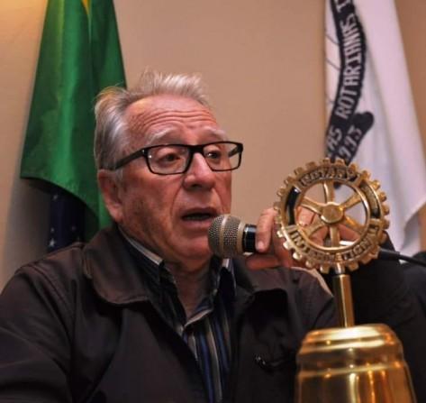 Jair Felix Damato será sepultado às 8 da manhã desta sexta no Cemitério Padre Roberto Bedusque