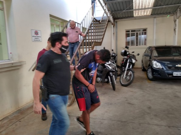 AVARÉ : Polícia Civil prende homem em flagrante por tentativa de estupro
