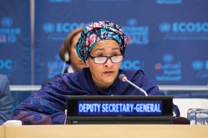 'Não há desculpa. E deve haver tolerância zero', diz vice da ONU sobre violência de gênero