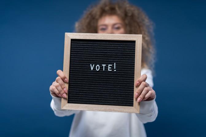 Um candidato pode ser substituído antes da eleição?