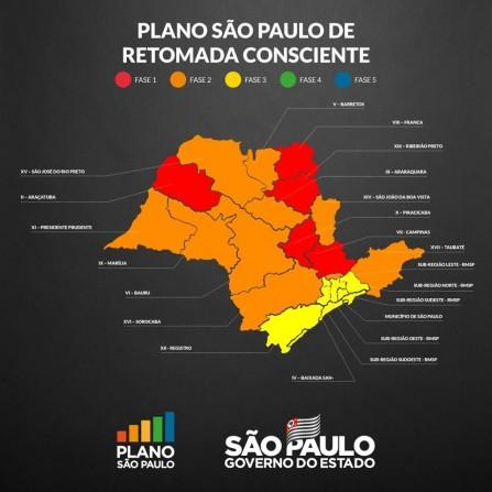 Prefeitos da AMVAPA terão reunião com governo de São Paulo